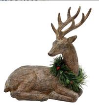Christmas Sitting Deer seasonal - $89.09