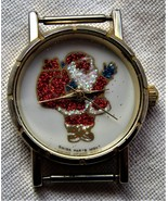 Santa Claus Glitter Watch - $5.50