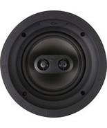 "Klipsch - 6-1/2"" In-Ceiling Speaker (Each) - White - $381.67"