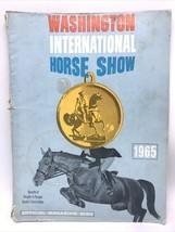 1965 Washington State International Horse Show Official Souvenir Magazine - $34.95