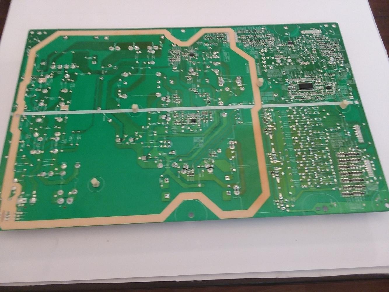 Sharp RUNTKA857WJQZ DPS-222BP Power Supply for LC-70LE632U