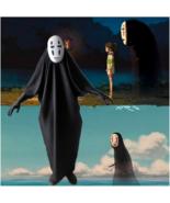 Halloween Cosplay Spirited Away Kaonashi Faceless No Face Man Costume an... - $17.67+