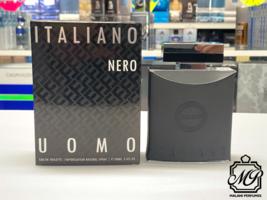 Armaf Italiano Nero Uomo Eau De Toilette Spray 3.4, Oz New Sealed In Box - $25.64