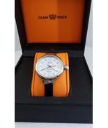 GLAM ROCK MIAMI BEACH WOMEN'S WATCH  - $69.00