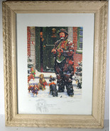 Unique Signed Artist Proof Leighton Jones Emmett Kelly Christmas Carol S... - $1,140.00