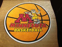 Minnesota Basketball large felt pennant, souvenir, Gophers - $33.16