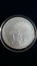 2015 1 oz Silver - Sioux Sovereign Nation Buffalo - $45.00