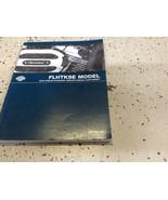 2016 Harley Davidson flhtkse models Service Shop Repair Manual OEM - $167.04