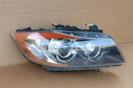 06-08 BMW E90 330i 4dr HID Xenon AFS Adaptive Headlight Passenger Right RH image 2