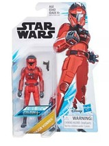 "Star Wars Resistance MAJOR VONREG 3.75"" Crimson Tie Fighter DISNEY HASBR... - $18.97"