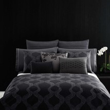 Vera Wang Scribble 4 piece queen sheet set Dark lilac - $113.95