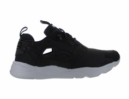 Mens Reebok Furylite SP Coal Black Steel White AQ9954 - $49.99