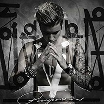 Purpose Justin Justin Bieber Japan only Super Deluxe Edition CD+DVD+Poster
