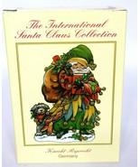 The International Santa Claus Collection Germany Knecht Reprecht Figurine - $26.99