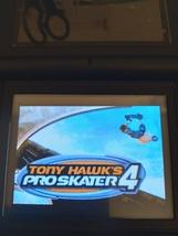 Nintendo Game Boy Advance GBA Tony Hawk's Pro Skater 4 image 1