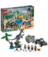 Brand New LEGO 75935 Jurassic World The Treasure Hunt Dinosaur Truck Toy - $45.99