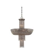 Metropolitan MN7208578 Shimmering Falls Entrance Pendant Light  Antique ... - $859.27