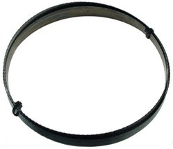"Magnate M140C34H2 Carbon Steel Bandsaw Blade, 140"" Long - 3/4"" Width; 2 Hook Too - $20.22"