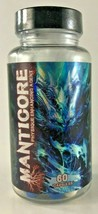 Strength Game MANTICORE Hardcore Physique Enhancing Agent, 60 Capsules - $73.99