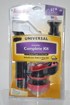 Korky Universal Quietfill Complete Toilet Repair Kit #4010 - $17.94