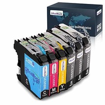 OfficeWorld Compatible Ink Cartridge Replacement for Brother LC103 103XL LC103XL - $17.71