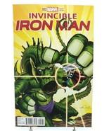 Invincible Iron Man #2 Walter Simonson Kirby Monster Variant Cover Marve... - $5.94