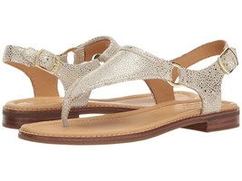 Sperry Top-Sider Women's Abbey Platinum Sandal Size 8 - $79.19