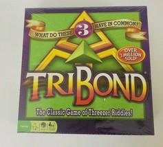 TRIBOND Game Of Threezer Riddles New Sealed NIB - $22.79