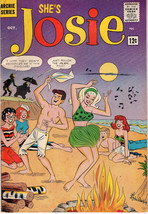 She's Josie #3 (Oct 1963, Archie) Comic Book - $49.99