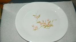 Corelle Cherry Blossom? Floral Pattern 12.25 In Oval Platter Vguc Free Usa Ship - $28.04
