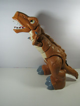 Fisher Price Imaginext Caveman Dinosaur T-Rex non working - $4.95