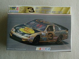 FACTORY SEALED Revell #3 Dale Earnhardt Bass Pro Shops Monte Carlo #85-4... - $19.79