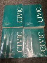 2006 2007 2008 2009 2010 Honda Civic Shop Repair Service Manual Set Worn... - $138.55