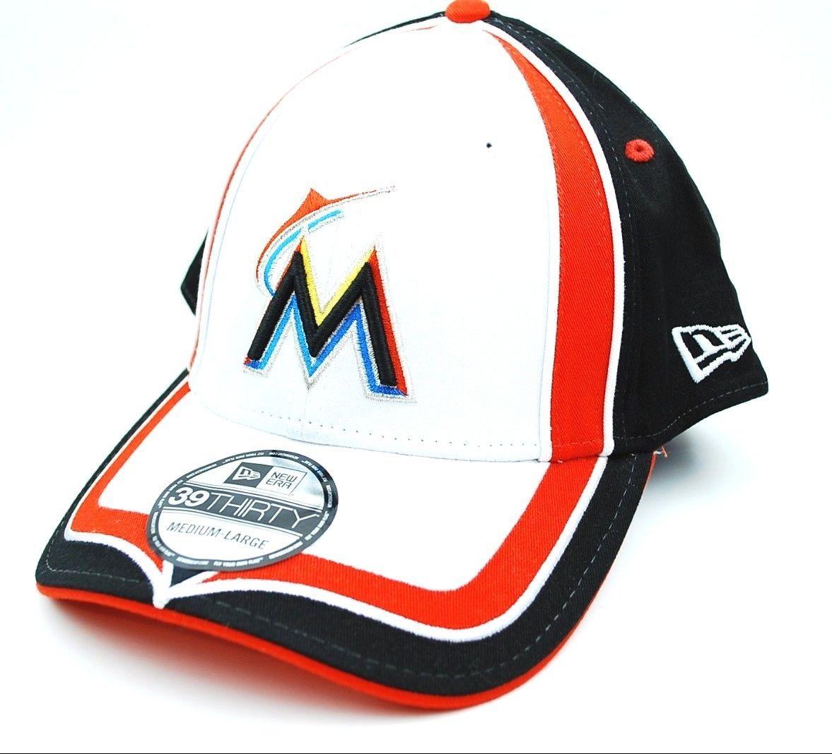 dfdfb49ebf158 Miami Florida Marlins New Era 39Thirty MLB and 50 similar items. S l1600