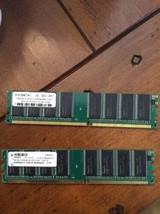 2GB ADB-  (2X1GB) MEMORY FOR HP PAVILION 763.NL 763C 763N 764.IT 764.NL - $6.92
