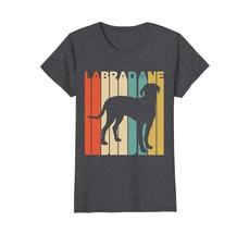 Dad Shirts - Vintage Shirts Labradane Silhouette T-Shirt Wowen - $19.95+