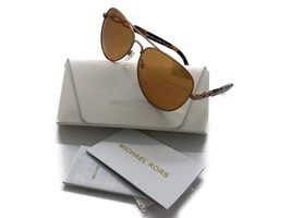 MICHAEL KORS Sunglasses MK 1003 10915N Copper / Orange Mirrored 58 mm - $67.87