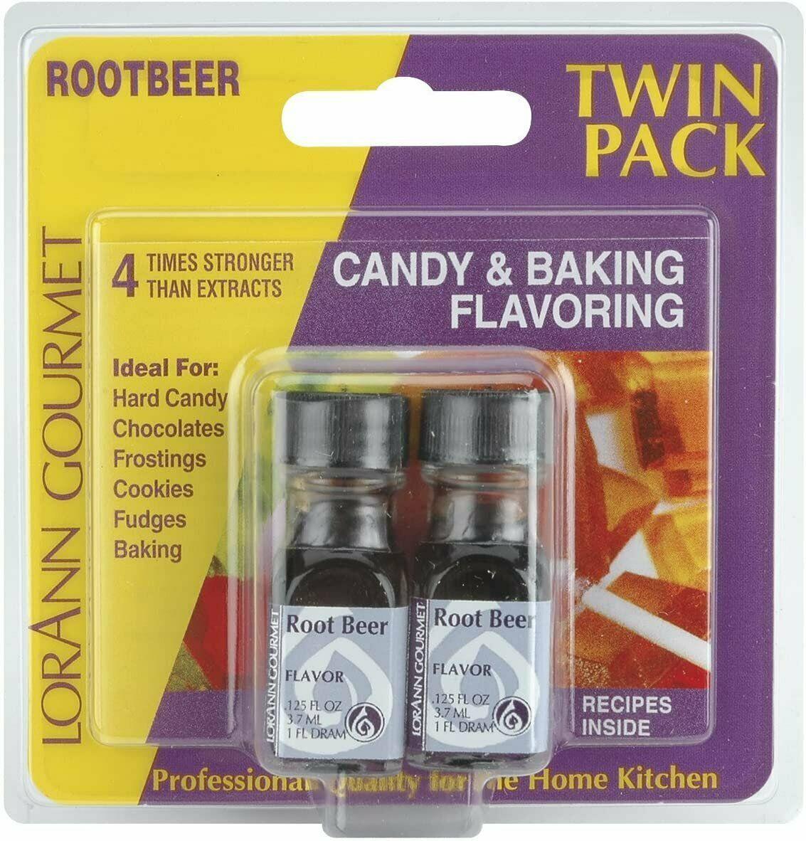 Primary image for Root Beer Flavor 1 dram Twin Pack