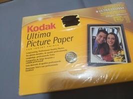 Kodak Ultima Picture Paper 5x7in. Ultra Glossy (60) Sheets  - $7.92