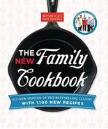 The America's Test Kitchen New Family Cookbook [Oct 01, 2014] America's ... - $44.99