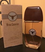 New Avon Wild Country Cologne Spray 3 FL. OZ. NIB - $29.95