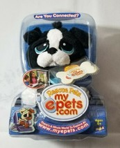 Rescue Pets My Epets.com New In Packaging MGA Entertainment Black Dog Puppy  - $29.69