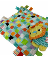 Bright Starts Taggies Small Crinkly Rattle Plush Lion Toy and Soft Lovey... - $14.99