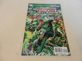 Part One War of The Green Lanterns DC Comics #64 May 2011 - $7.42