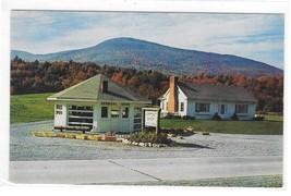VT Arlington Vermont Shop Maple Syrup Cheese Vintage Advertising Postcard - $4.99