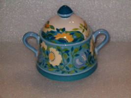Spode Chicory Hymn Sugar Bowl With Lid - $24.99