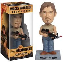 Funko Wacky Wobbler: The Walking Dead - Daryl Bobblehead - $12.73