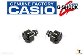 CASIO G-Shock GWF-T1030E-9 Watch Deco Bezel Screw (QTY 2) (Black Steel) (1H/5H) - $46.75
