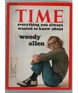 Time - July 3, 1972 - Woody Allen, Richard Nixon, Henry Kissinger - $6.85