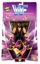 Mankind WWF WWE Jakks Action Figure Signature Series 1 1997 Sealed Mick ... - $24.70